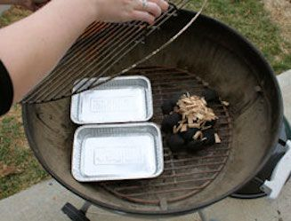 Easy Way To Turn Your Grill Into Smoker DIY BBQ Bbq