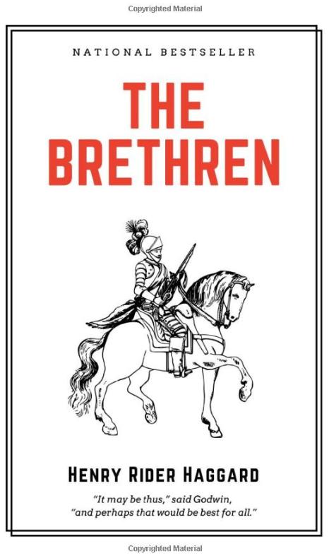 Buy book The Brethren by Henry Rider Haggard in 2020 | The brethren,  Classic books, Adventure fiction