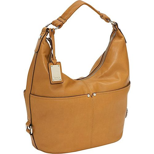 Tignanello Hobo Purse In Cognac