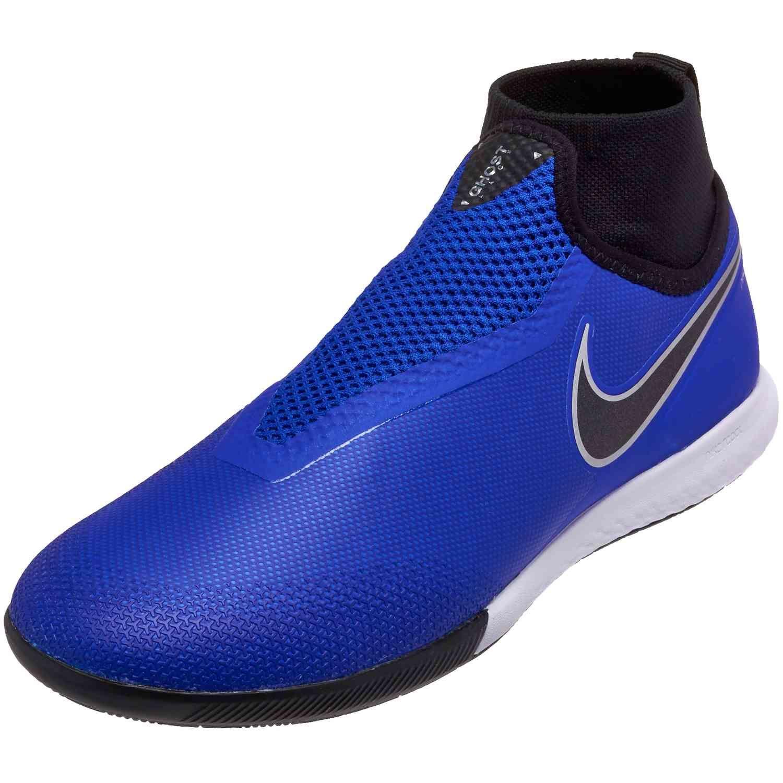f6c2d2f7b002e Nike Phantom Vision Pro IC – Racer Blue Black Metallic Silver Volt