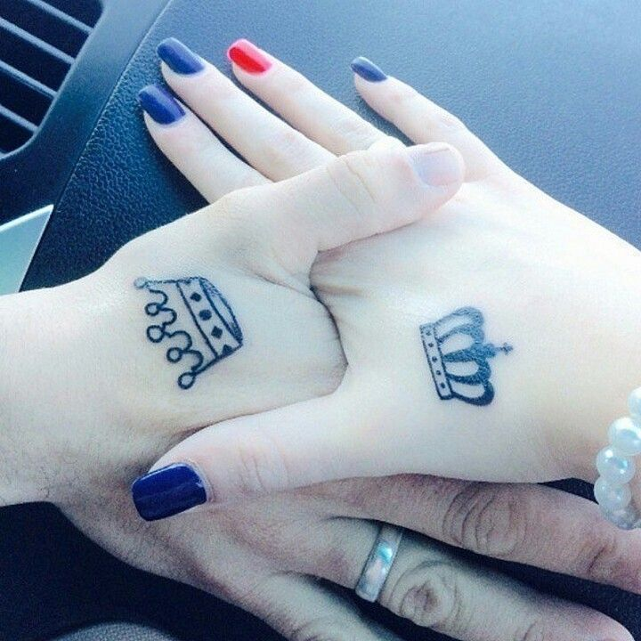 Tattoo Designs Eternal Love: 35 Couple Tattoos For Couples Who Want To Express Their