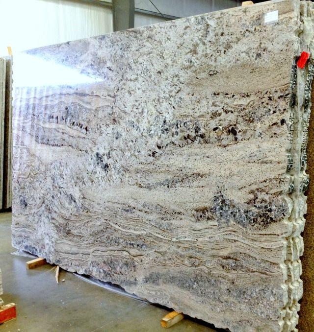Ohm Intl Silverado Slab Stone Cladding Granite Countertops Kitchen Island With Seating