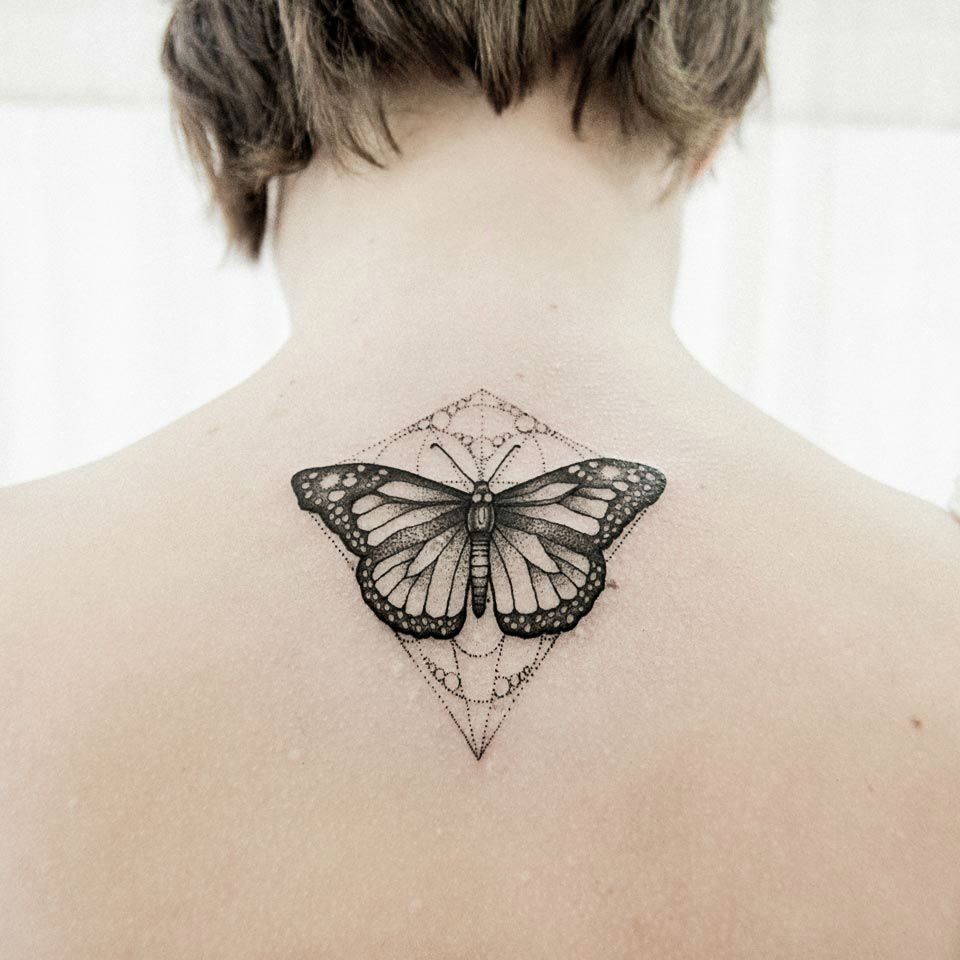 23 magical butterfly tattoos butterfly tattoo and metamorphosis