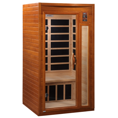Dyn 6106 01 Dynamic Far Infrared Sauna Barcelona Edition Best Infrared Sauna Portable Infrared Sauna Home Infrared Sauna