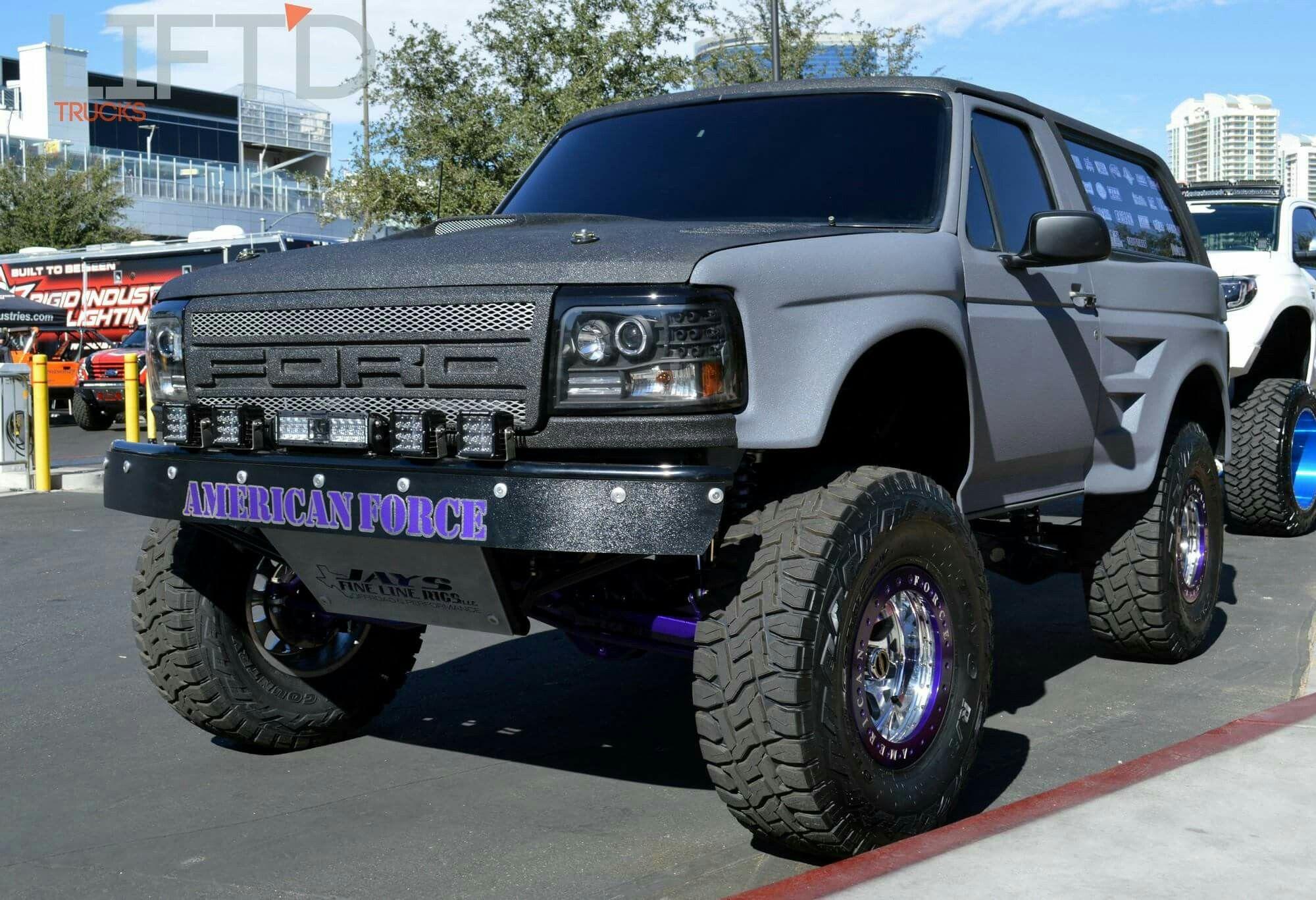 Good Ole Ford Bronco Ford Bronco Ford Bronco 1996 Bronco