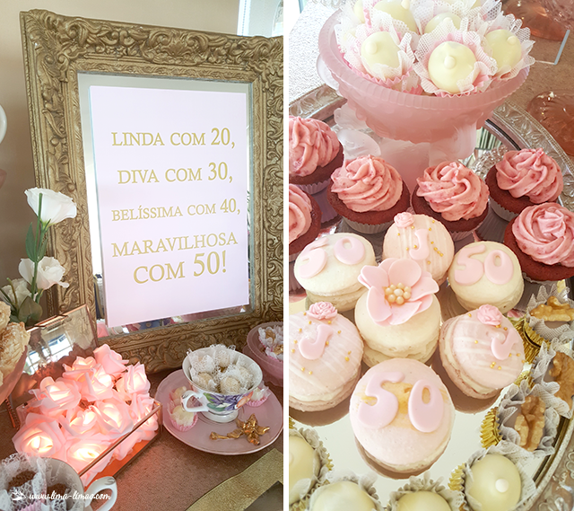 Juliana's Birthday: 50 years with a lot of glamor! | CatchMyParty.com