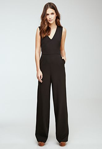 Open Back Jumpsuit Forever Fashion Clothes Fashion Outfits