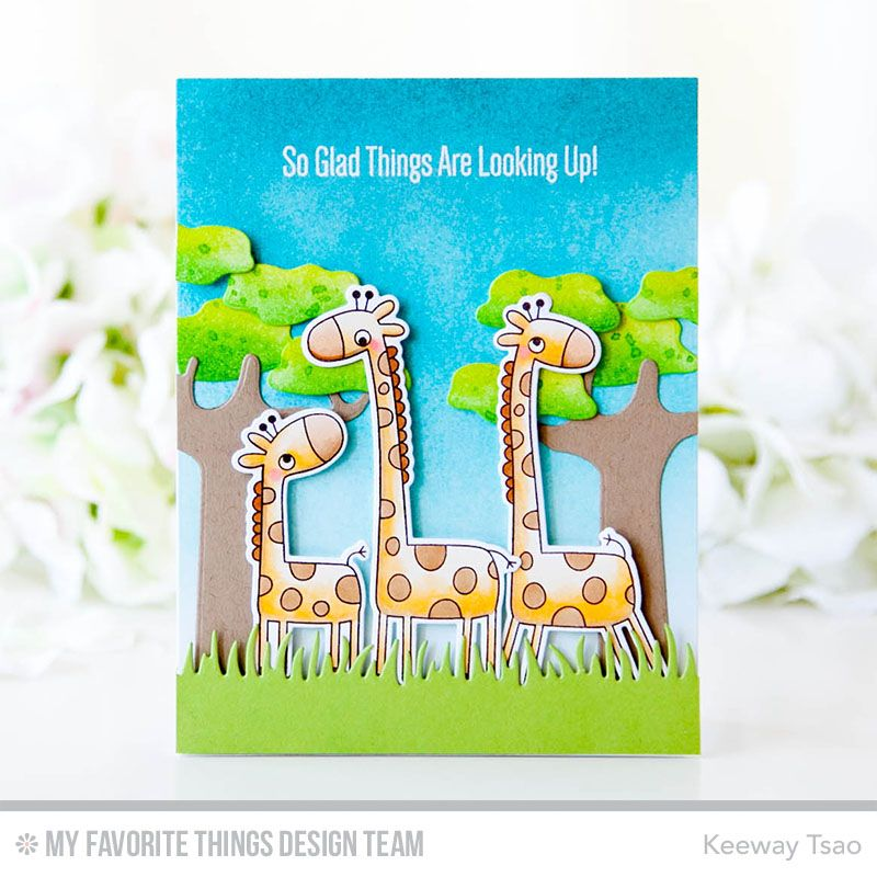 439e42d23 Giraffing Me Crazy Stamp Set and Die-namics