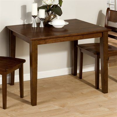 Jofran 850c 40 Solid Rubberwood Height Dining Table Bavarian