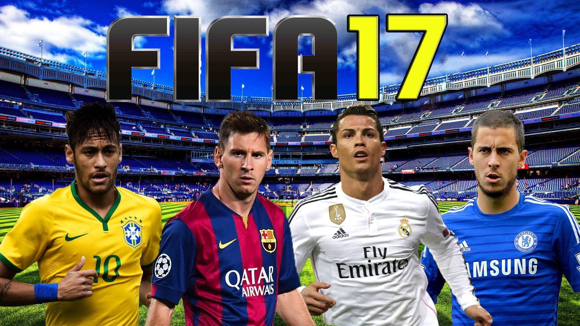 Скачать игру fifa 17 полная версия.
