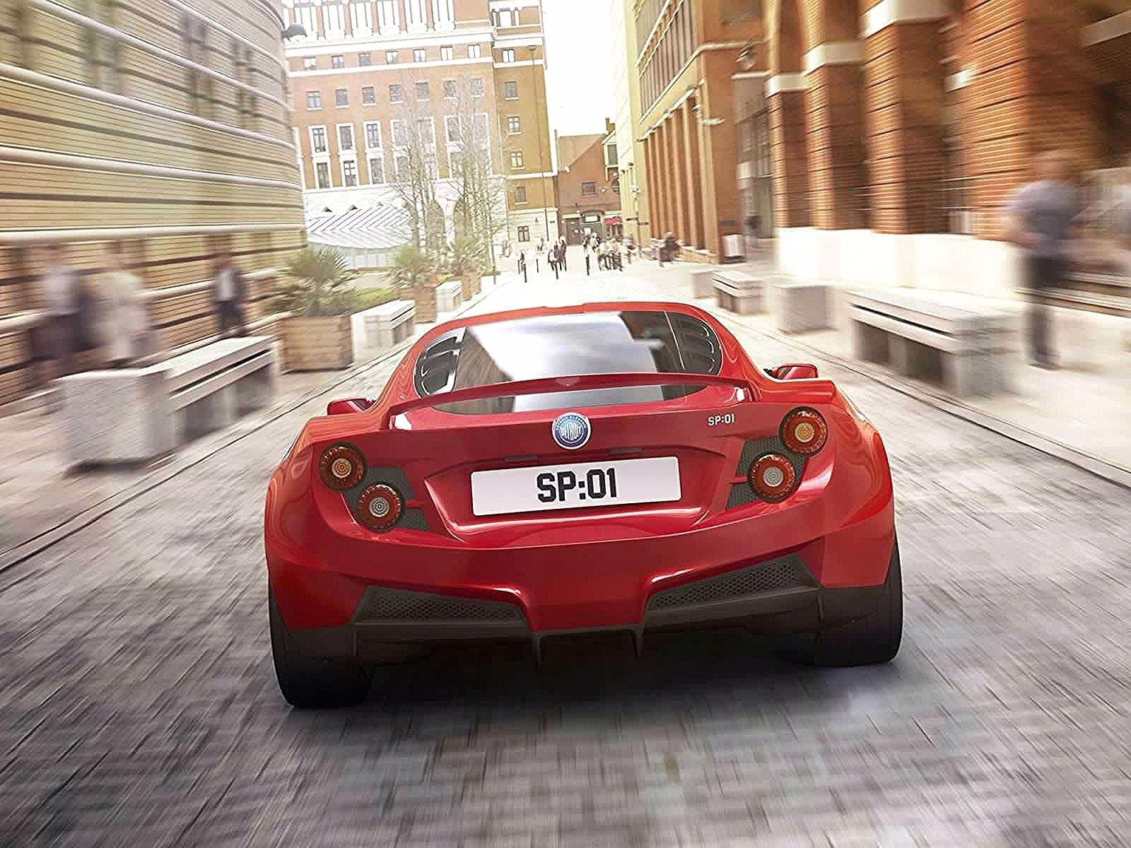 الشكل النهائي لأسرع سيارة كهربائية في العالم حصلت النسخة الإنتاجية من سيارة ديترويت الكتريك اس بي 01 على سقف منح In 2020 Electric Sports Car Sports Car New Sports Cars