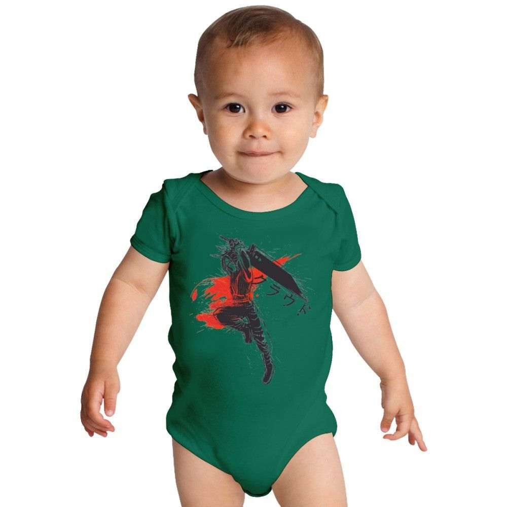 Traditional Soldier Baby Onesies