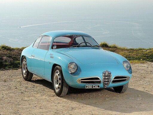 Alfa Romeo Giulietta Sprint Veloce Zagato (1958)