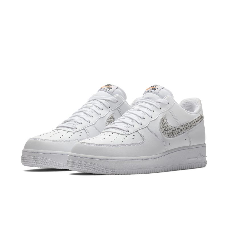 Nike Air Force 1 07 Lv8 Jdi Lntc Men S Shoe White Nike Shoes Air Force Nike Air Force Nike Air