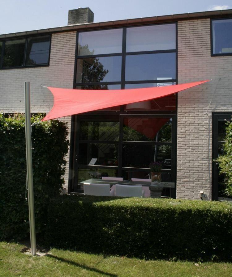 Markisen und Sonnenschirme von modernem Design - 50 Ideen