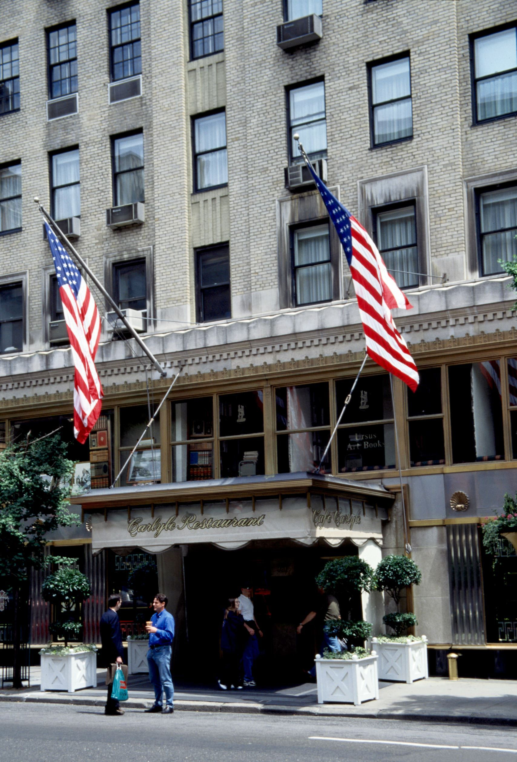 The Best Hotel In Every State New York The Carlyle A Rosewood