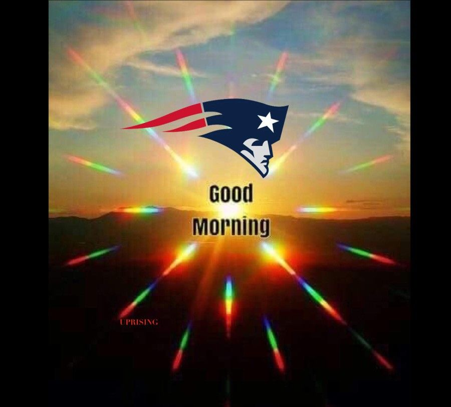 Good Morning To All Who Believed And Keep On Believing New England Patriots New England Patriots Football Patriots Memes