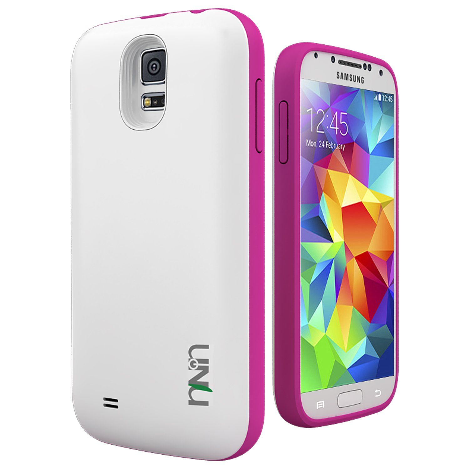 Amazon UNU Unity Samsung Galaxy S5 Battery Case Rechargeable External Protective Battery