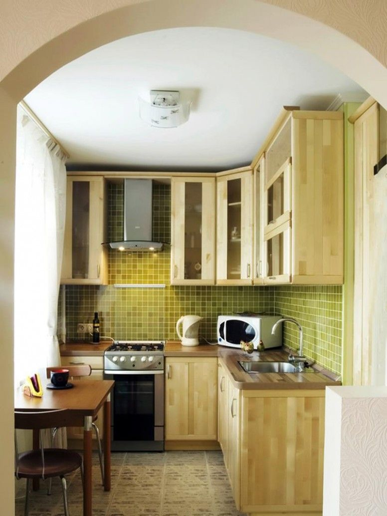 Amazing of Good Small Kitchen Design Ideas Has Small Kit ...