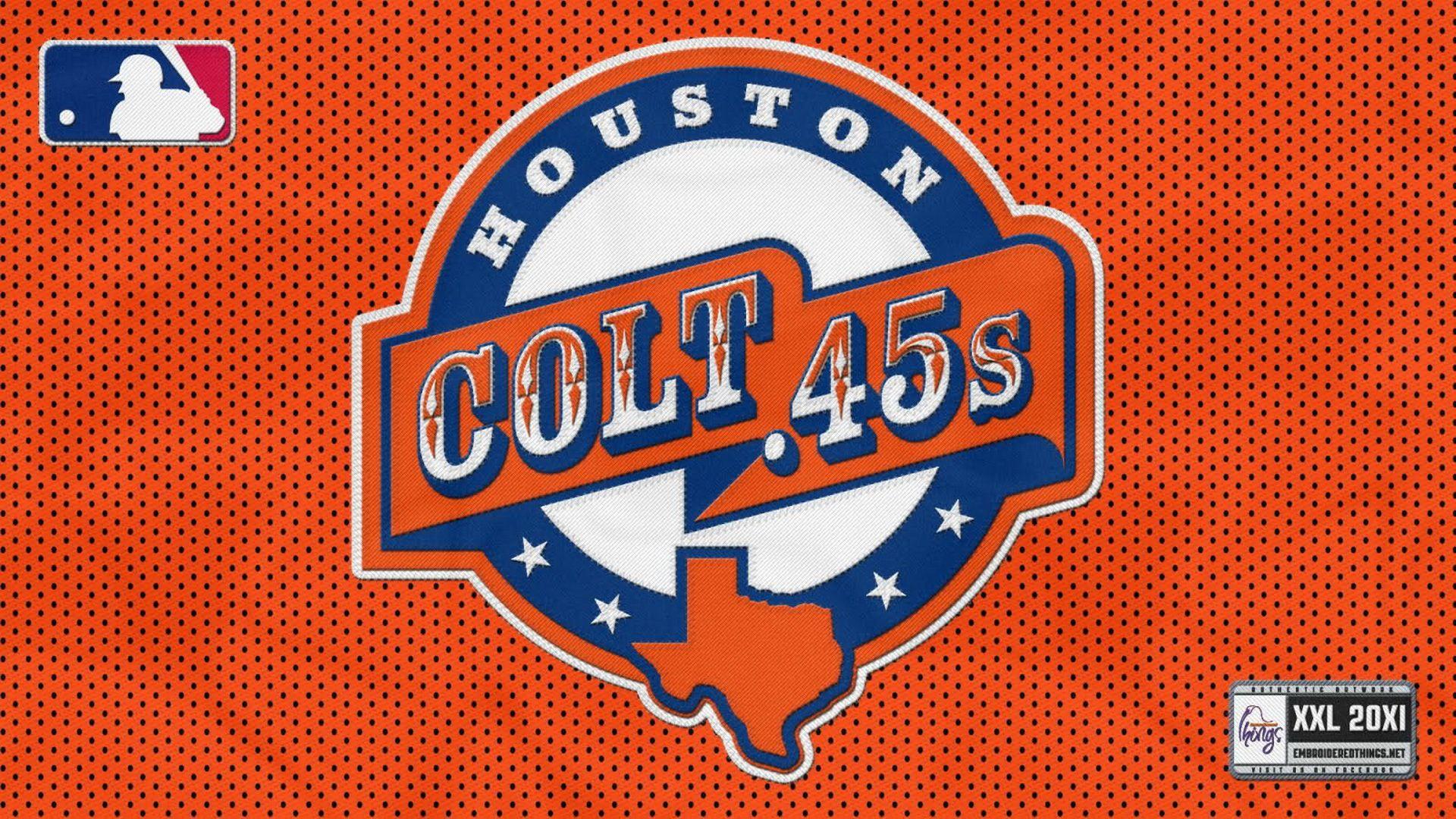 MLB Houston Astros Logo wallpaper 2018 in Baseball Logos