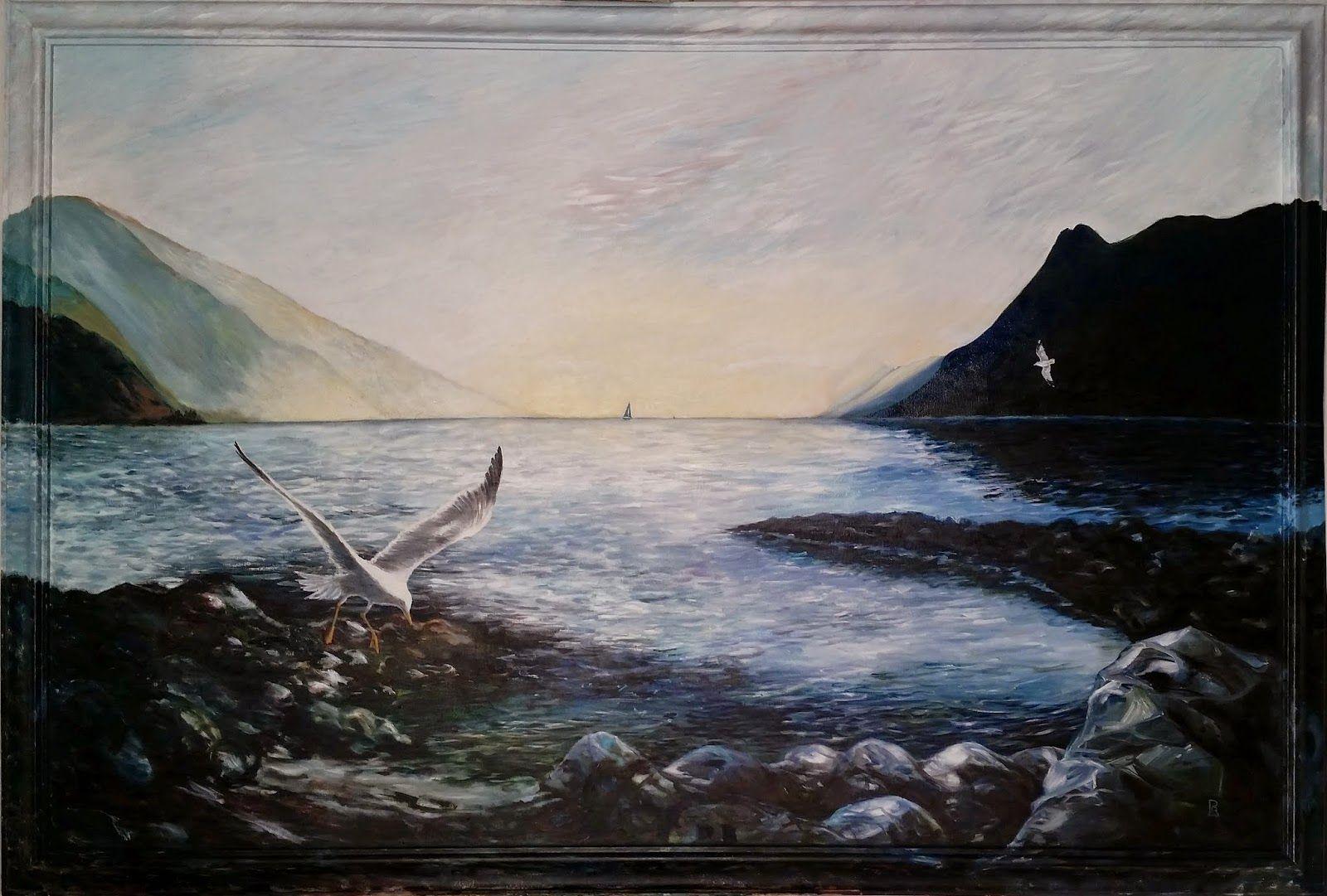 // Romani Paolo Art Blog //  dipinti illustrazioni e....: Painting