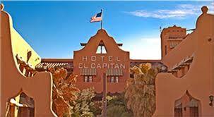 The El Capitan Hotel In Van Horn Texas We Spent A Week Stranded With Car Troubles It Was One Of Best Weeks Ever Wonderful People
