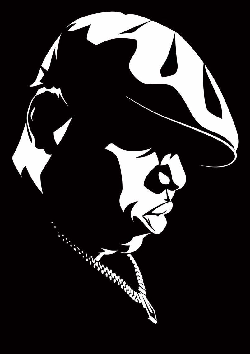 B i g hip hop artists music artists musica rap biggie smalls graffiti