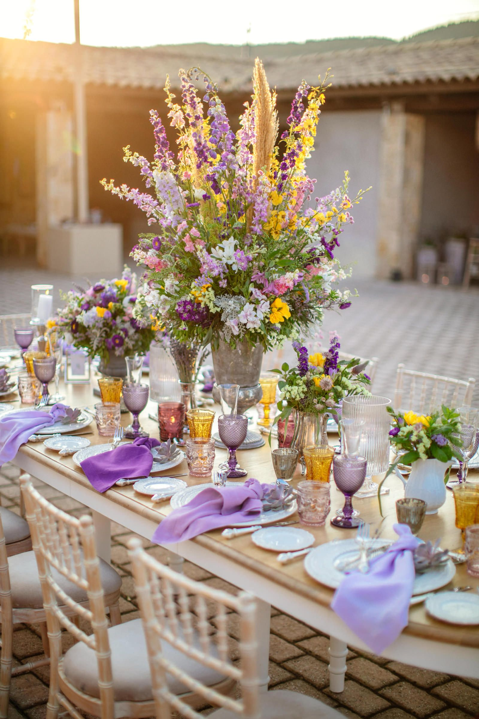 7 Stations You Didnt Know Your Wedding Was Missing Purple Wedding