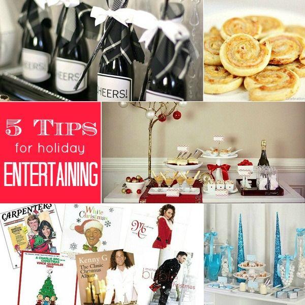 Entertaining Tips Amazing Best Holiday Entertaining Tips Tips For Easy Holiday Entertaining Decorating Inspiration
