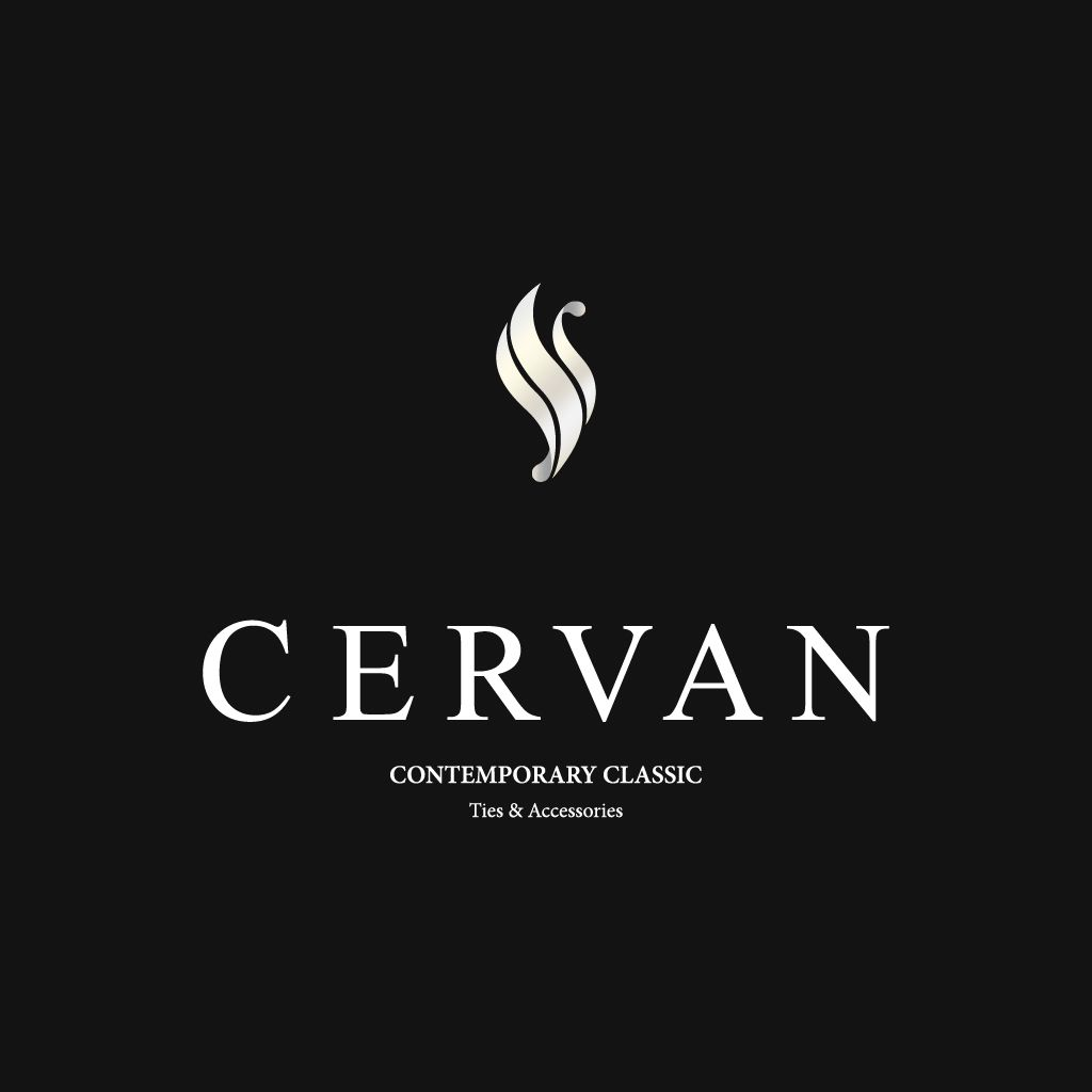 'Cervan' - Contemporary Classic Fashion Brand Identity on Behance