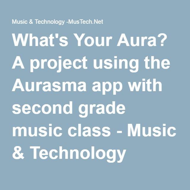 $3 An activity using the Aurasma augmented reality app