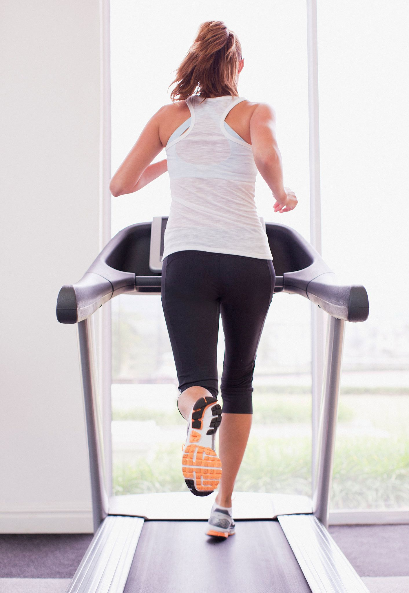 A Treadmill Interval Workout For Beginners | 20 minute treadmill ...