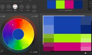 Design e a combinação de cores-Des1gn ON - Blog de Design e Inspiração.