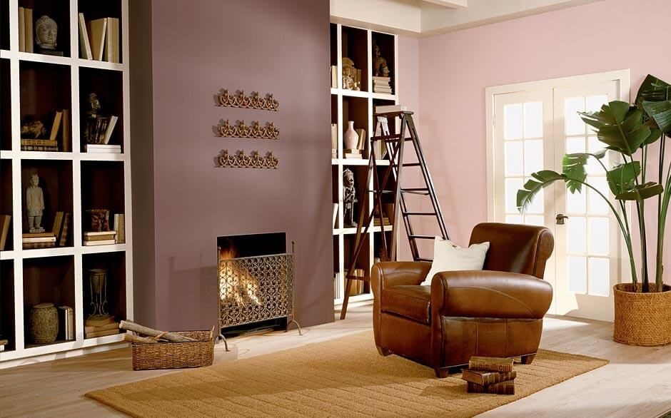 Living Room - Paint Color Selector - The Home Depot Color Choice