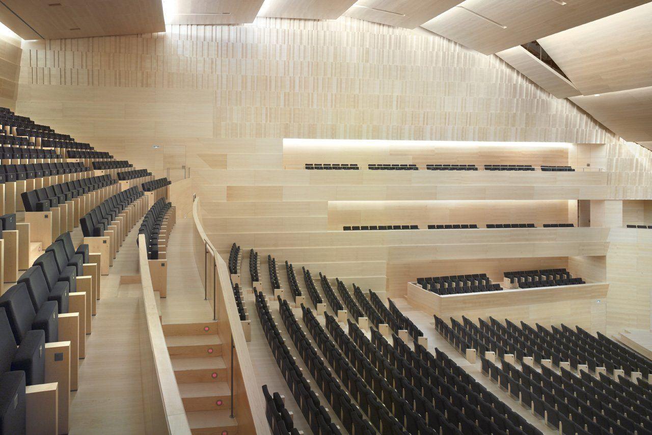 Seats Slide 1 Theater Performance Concert Hall Seat Design
