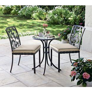 lucca bistro garden furniture set from. Black Bedroom Furniture Sets. Home Design Ideas