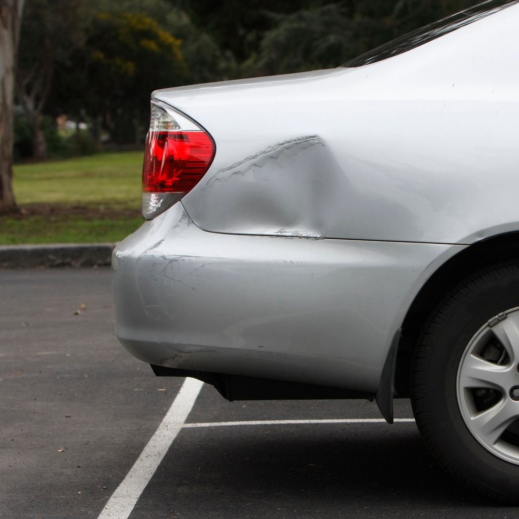 Dents make your car look flawed and older have them fixed