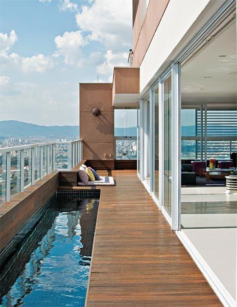 couloir de nage couloir de nage pinterest couloir de nage piscine et appartement. Black Bedroom Furniture Sets. Home Design Ideas