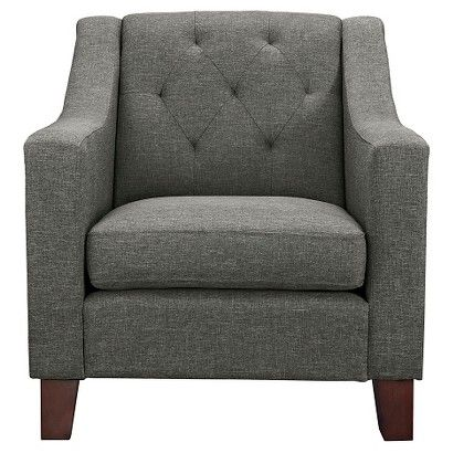 Tufted Upholstered Arm Chair Target 279 Tufted Chair