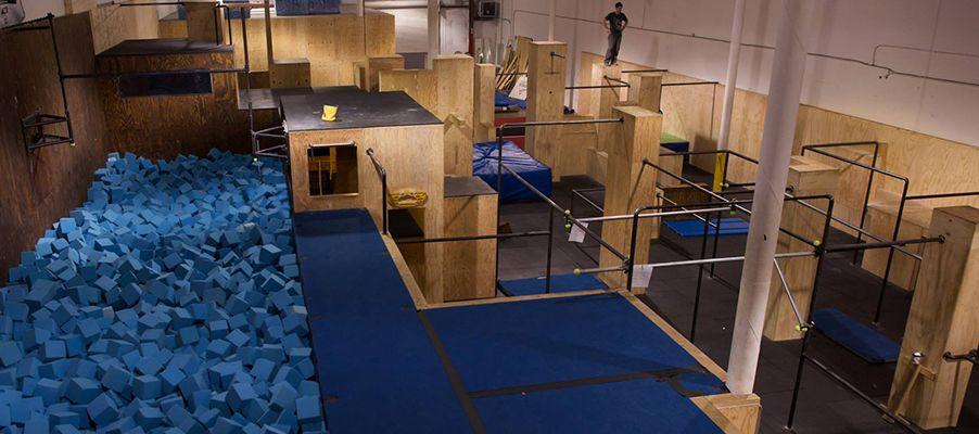 Parkour Home Outdoor Gym Ideas
