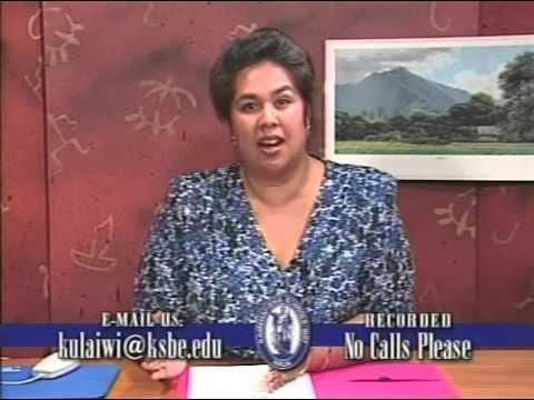 Kulāiwi Lesson 11 - YouTube Learn Hawaiian Language