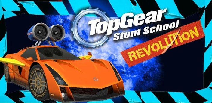 Top Gear SSR car racing game Now Available on Google Play