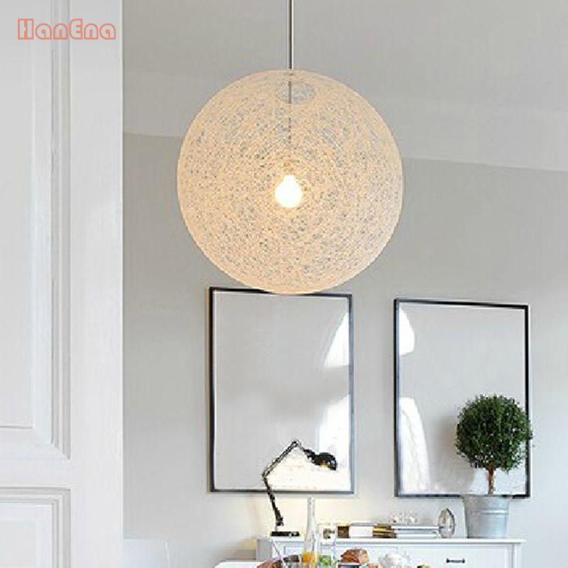 new modern promotion moooi random round ball pendant light. Black Bedroom Furniture Sets. Home Design Ideas
