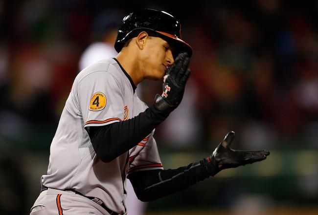 Could Manny Machado Be Better Than Bryce Harper, Mike Trout by 2015?