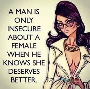 Insecure Man