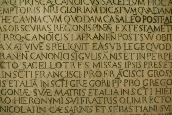 Trajan's Columns | Typophile | Art Ideas: Lettering | Roman