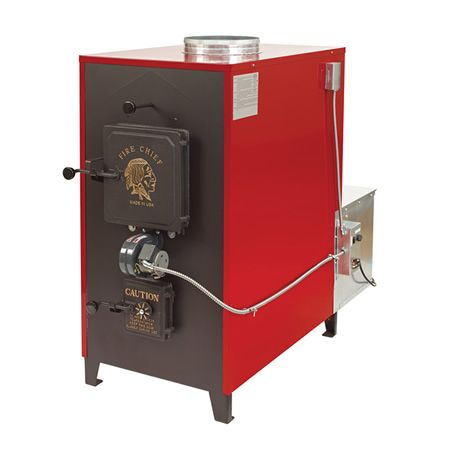 Fire Chief Fc700e Indoor Wood Coal Burning Furnace