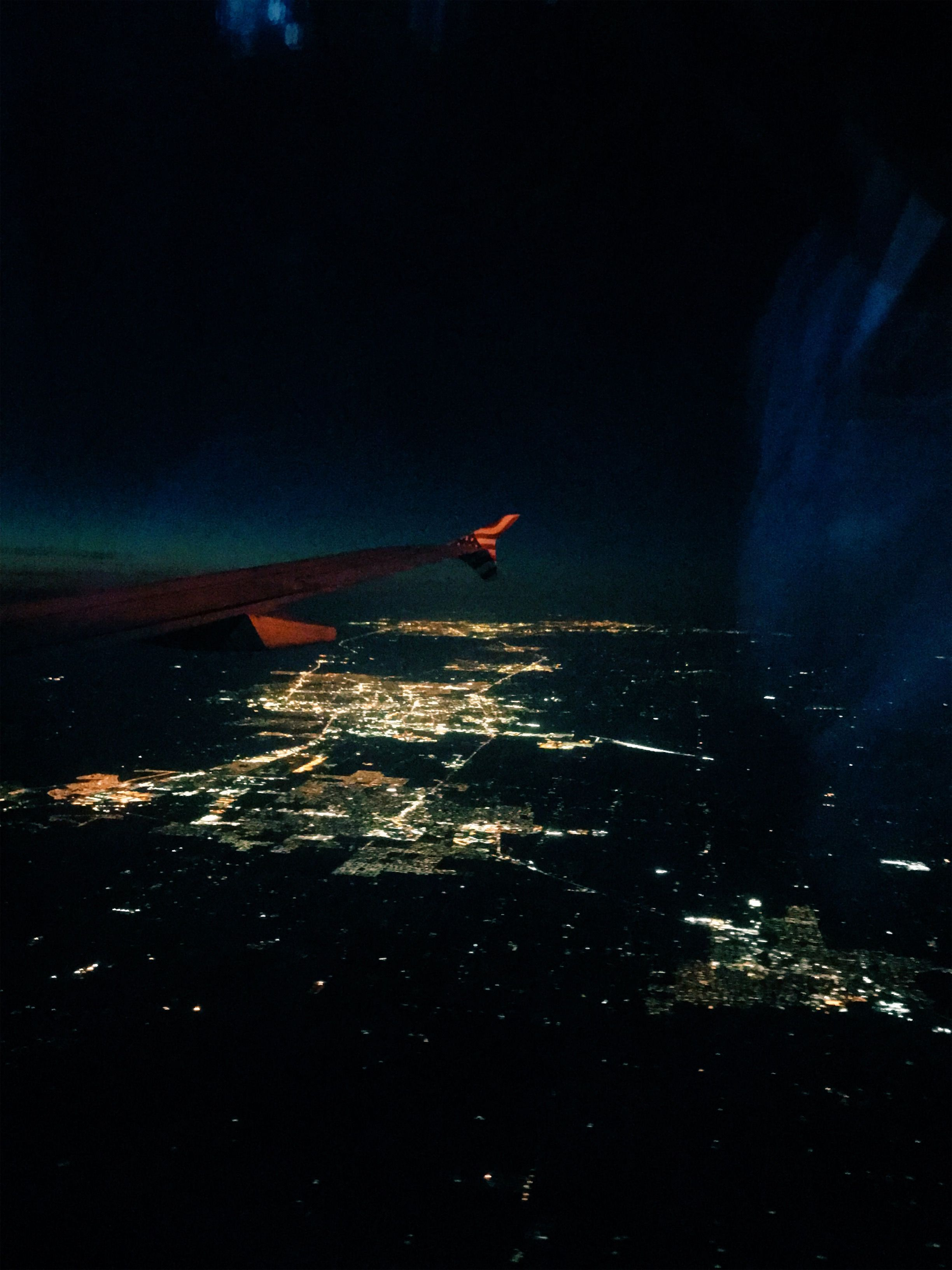 Airplane Plane Window Seat Views Sky Wing Flight Flights Travel