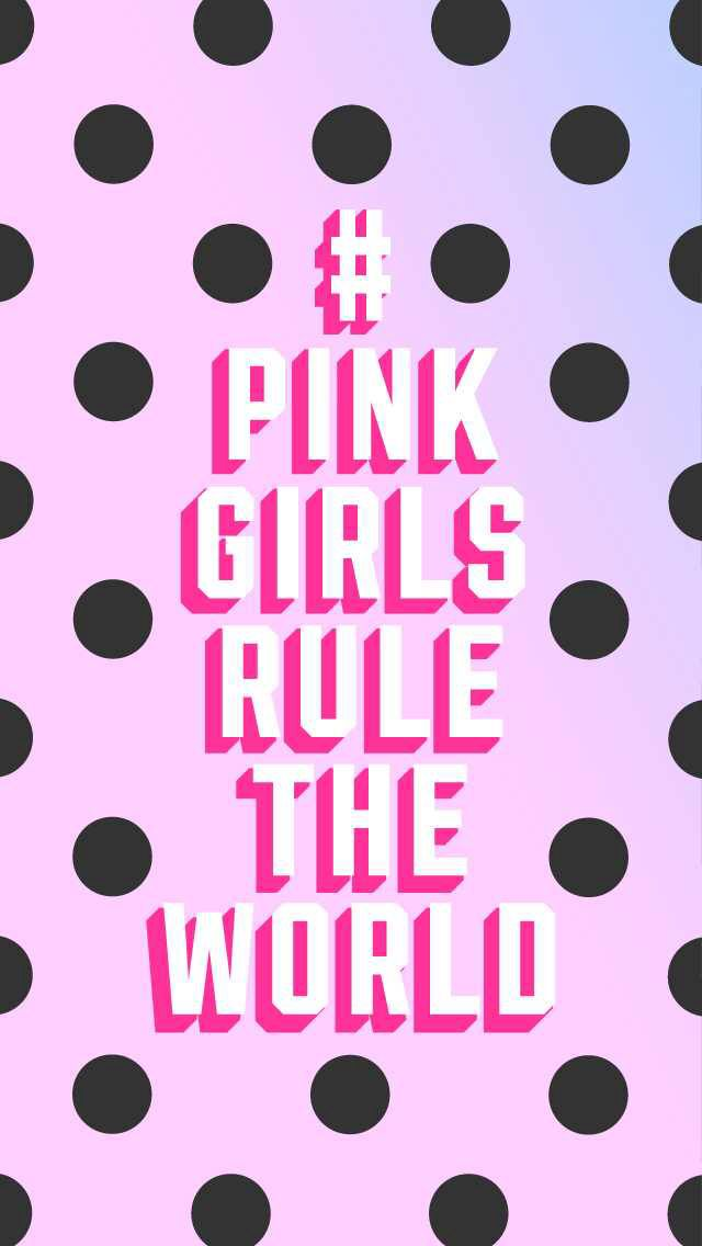 VSPINK Wallpaper From The Pink Nation App Find This Pin And More On Pinky 13th Bday