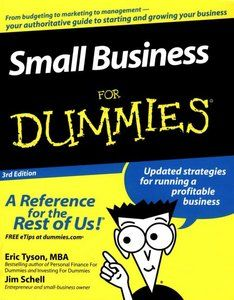 small business for dummies small business success pinterest